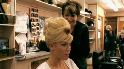 Hairspray Hintergrund entitled Hairspray Hair-do's