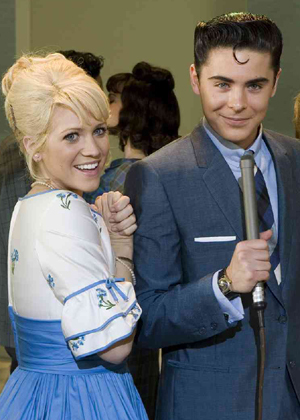 Zac Efron wallpaper titled Hairspray