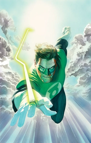 Hal Jordan - green-lantern Photo