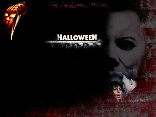 halloween wallpaper titled halloween film