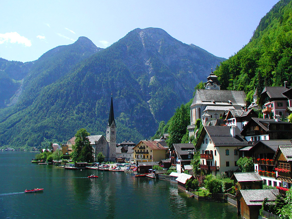 Europe images hallstatt austria hd wallpaper and for Best country in europe to visit