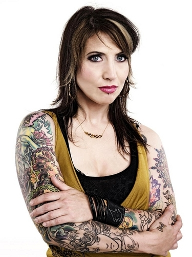 LA Ink wallpaper entitled Hannah Aitchison