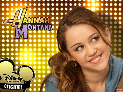 Hannah Montana 壁纸