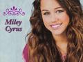 Hannah Montana kertas dinding