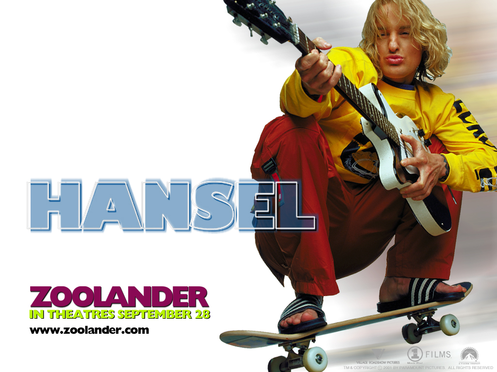 Zoolander images Hansel HD wallpaper and background photos ...