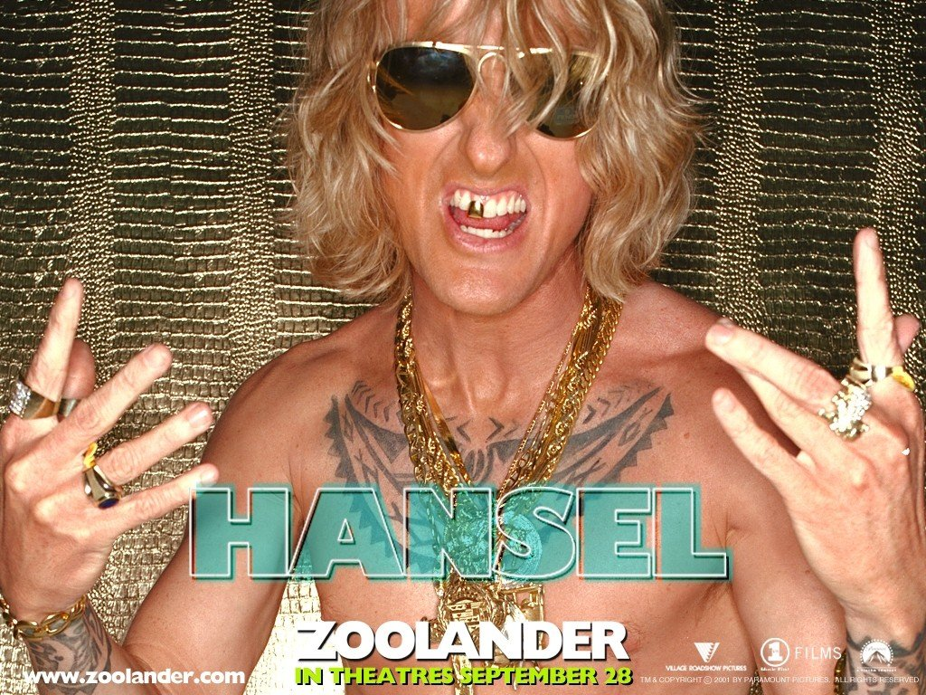 Hansel - Zoolander Wallpaper (601857) - Fanpop