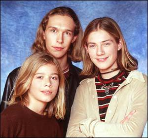 The 90s wallpaper entitled Hanson