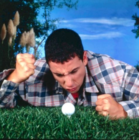 Adam Sandler پیپر وال entitled Happy Gilmore