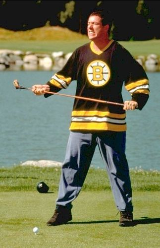 Adam Sandler پیپر وال called Happy Gilmore
