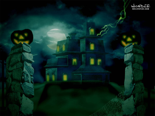 wallpapers clubs free halloween - photo #39