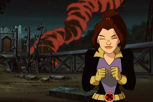 X-Men Evolution images Happy Shadowcat wallpaper and ...