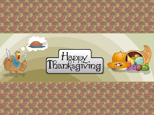 Happy Thanksgiving wallpaper