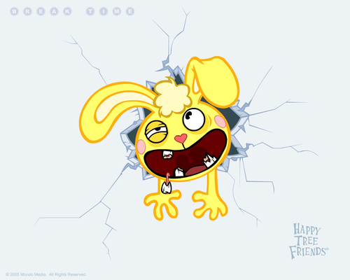 Happy Tree Friends wallpaper called Happy Tree Friends