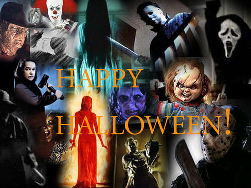 Film horror immagini Happy Halloween wallpaper and background foto ...