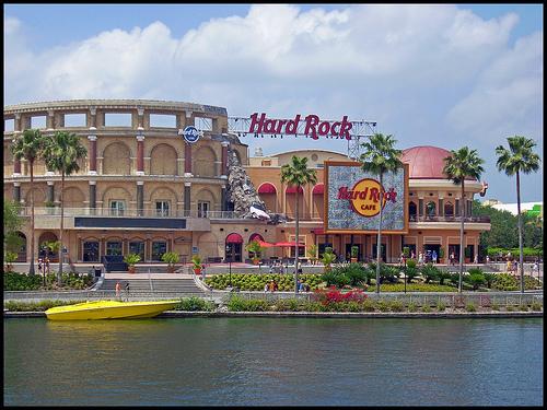 Hard Rock Cafe Universal Orlando Florida