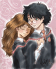 Harry and Hermione photo titled Harmione