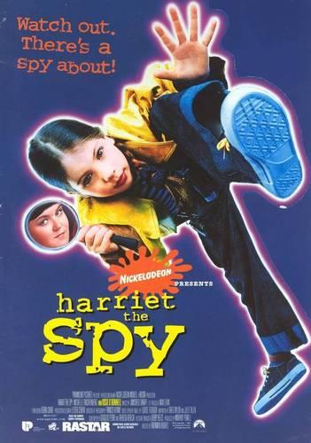 Harriet the Spy DVD