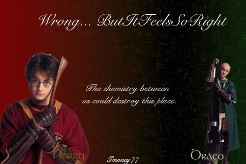 Harry/Draco