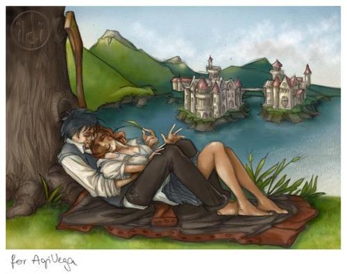 Harry&Ginny Fanart