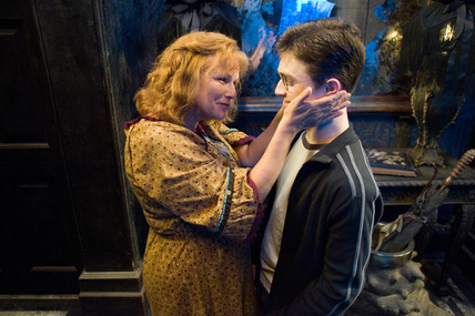 Harry/Mrs. Weasley - harry-potters-women Photo