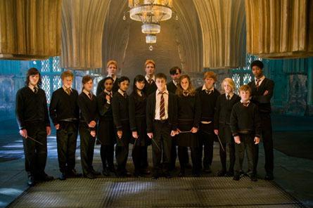 Harry Potter - an Five