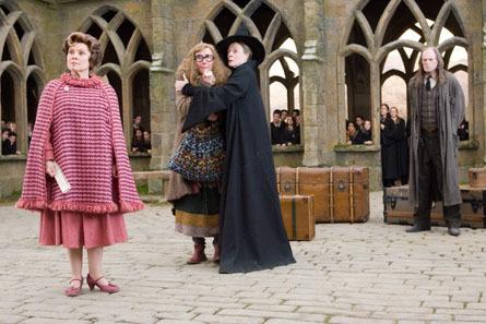 Harry Potter - 年 Five