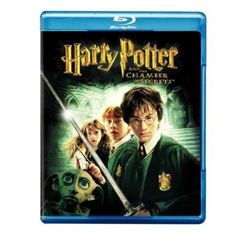Harry Potter Blu-Ray
