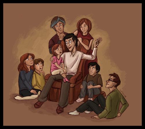 Harry Potter volgende Generation