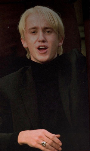 Harry Potter Pictures - tom-felton Photo