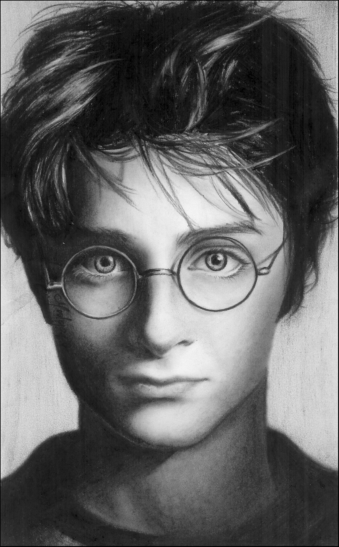 Harry Potter - Harry Potter Fan Art (96884) - Fanpop