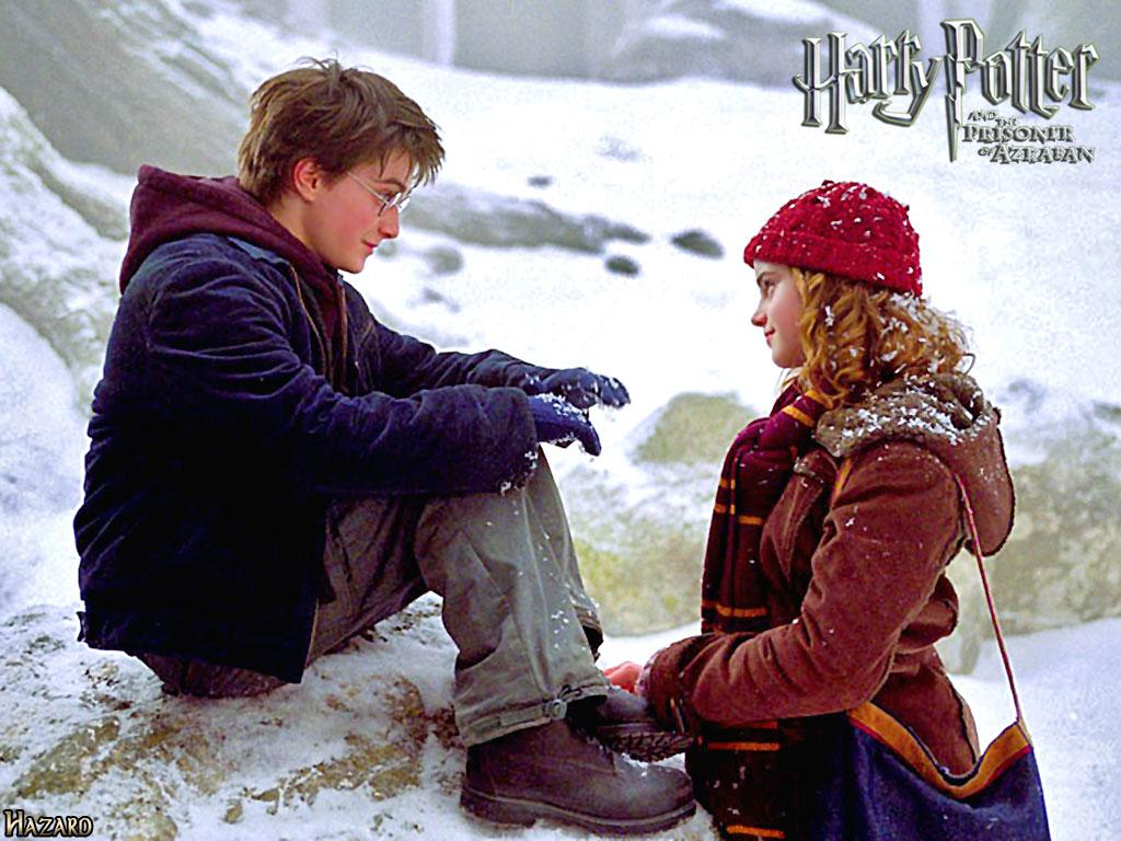 Harry And Hermione Harry Potter Wallpaper 420739 Fanpop