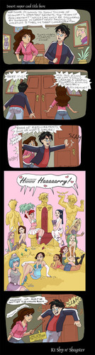 Harry's Desire - harry-potters-women Fan Art