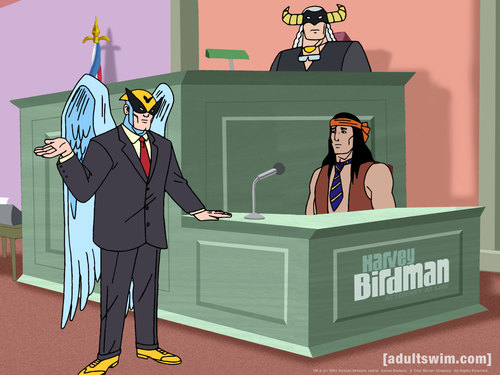 Harvey Birdman