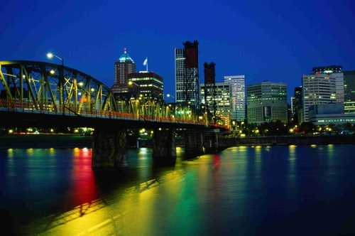 Portland Images Hawthorne Bridge Wallpaper And Background Photos