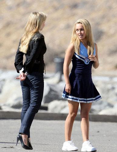 Hayden And Kristen...