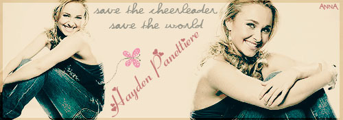 Hayden Panettiere wallpaper entitled Hayden Banner