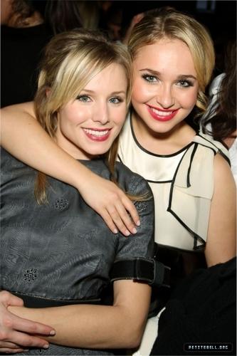 Hayden and Kristen