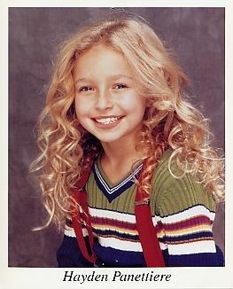 Hayden as a kid =)