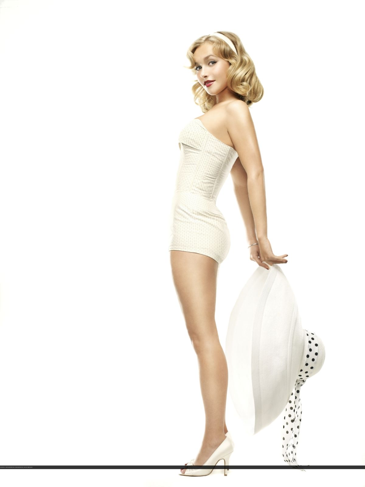 Hayden in Vanity Fair