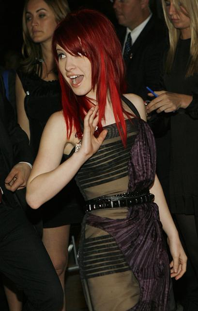 hayley williams hair 2008 - photo #30