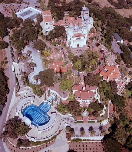 Hearst lâu đài