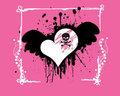 Heart & Skull