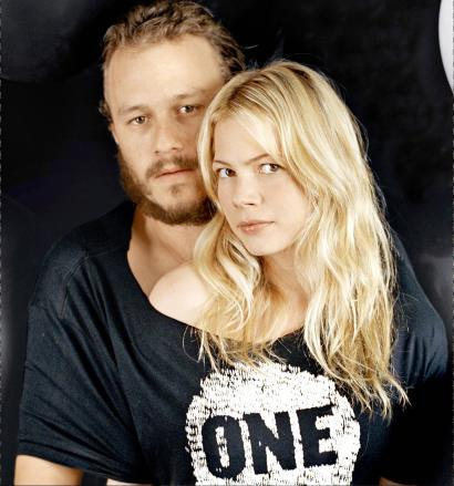 Heath and Michelle
