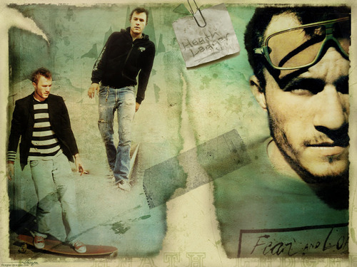 Heath - heath-ledger Wallpaper