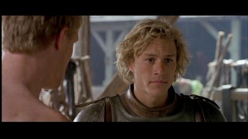 Heath in A Knight's Tale