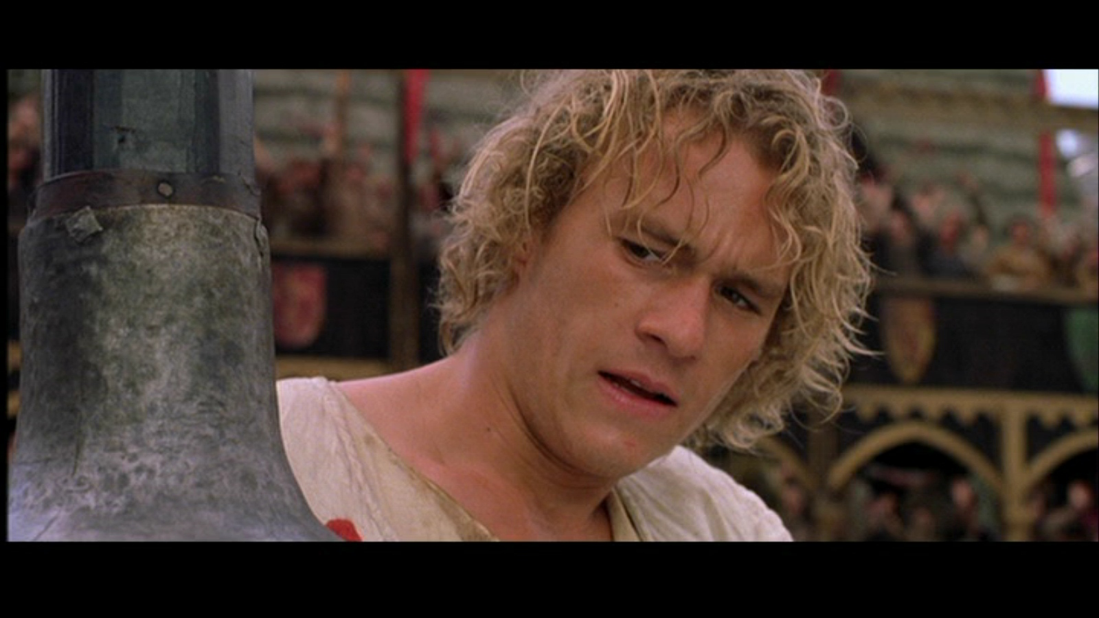 knights tale The modern world is somewhat as enthralled with the idea of knight's and chivalry as they were in geoffrey chaucer's time the knight's tale is an adept adaptation of the life of.