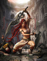 Heavenly Sword - heavenly-sword fan art
