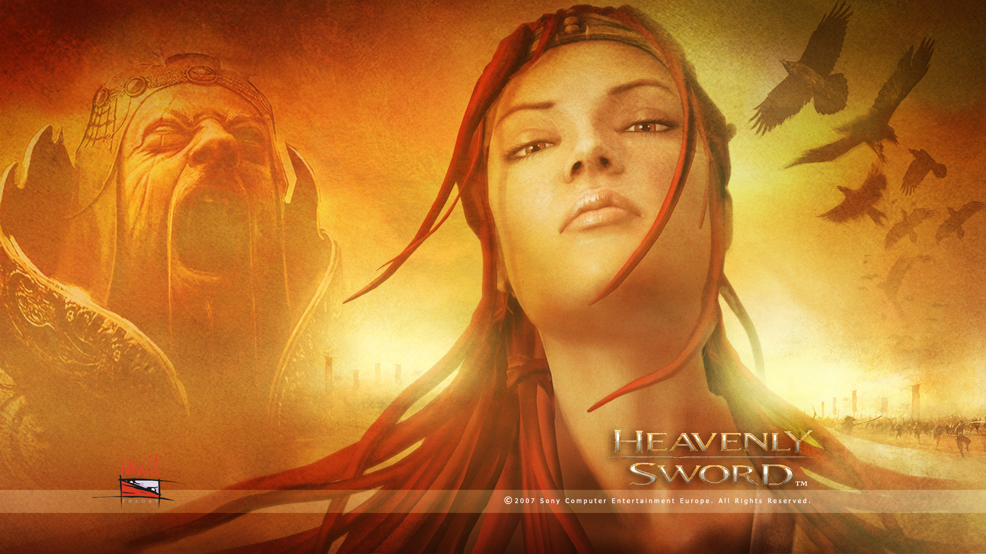 Pictures of Heavenly Sword Kai Wallpaper - #rock-cafe