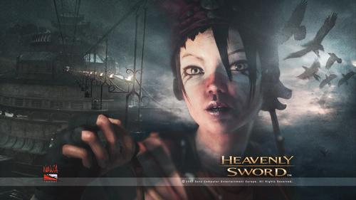 Heavenly Sword 壁纸