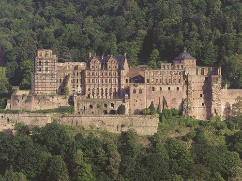 Heidelberg Castle - castles Photo